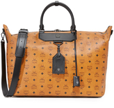 MCM Nomad Travel Shopper Tote