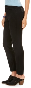 Style&Co. Style & Co Petite Bling Pocket Tummy-Control Jeans, Created for Macy's