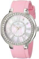 Oceanaut Women's OC6419 Allure Analog Display Quartz Pink Watch
