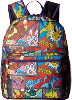 "MadPax Pokemon Comic Strip 16"" Backpack"
