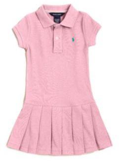 Ralph Lauren Toddler's & Little Girl's Polo Dress