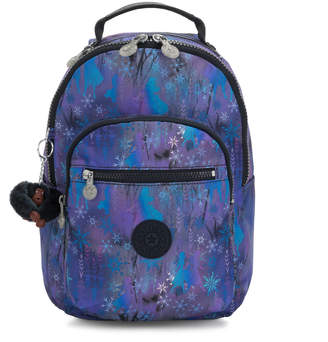 Kipling Seoul Go Small Disney's Frozen II Tablet Backpack
