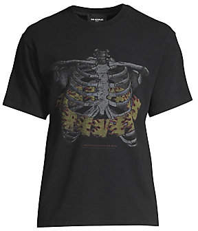 The Kooples Men's Ribcage Cotton T-Shirt
