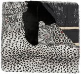 Pierre Louis Mascia Pierre-Louis Mascia animal print scarf