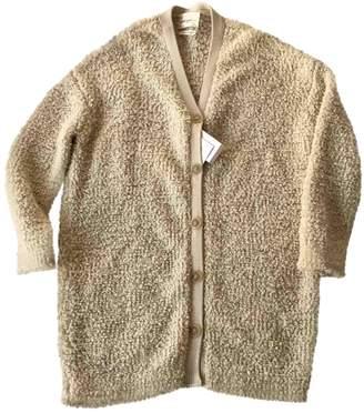 Laurence Dolige Ecru Wool Jacket for Women