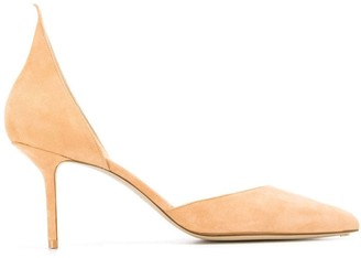 Francesco Russo Sharp Edge Pumps