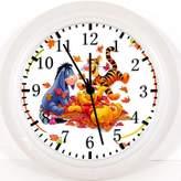 "Ikea New Winnie the Pooh Wall Clock 10"" Gifts Decor Frame Z69"