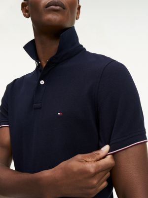 Tommy Hilfiger Colour-Blocked Slim Fit Polo