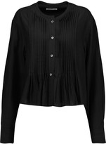 Etoile Isabel Marant Noella cotton and modal-blend blouse