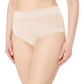 Warner's Women's Plus Size Cloud 9 Seamless Brief