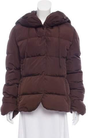 ae22ed851 Hooded Puffer Coat