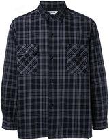 Monkey Time checked shirt - men - Cotton - L