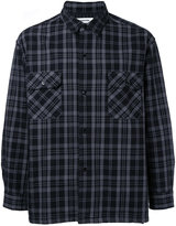 Monkey Time checked shirt - men - Cotton - S