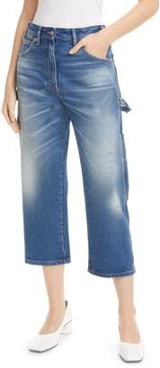 MM6 MAISON MARGIELA Crop Carpenter Jeans