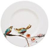 Lenox Chirp Bird & Floral Bone China Salad Plate