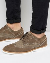 Steve Madden Keynote Derby Shoes