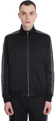 Givenchy Sweatshirt In Black Polyester