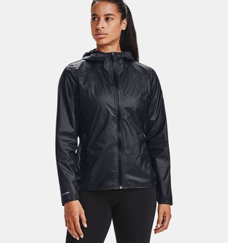 Under Armour Women's UA Impasse Rain Shell Jacket