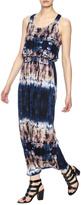 Crystal Art Designs Tie Dye Dress