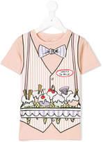 Stella McCartney ice cream print T-shirt