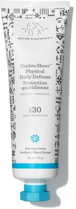Drunk Elephant Umbra Sheer Physical Daily Defense SPF30