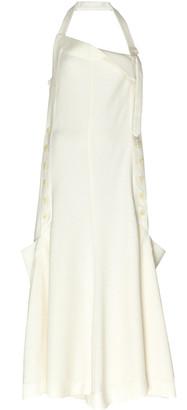 Jacquemus Sleeveless Side-Slit Midi Dress