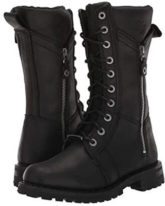 Harley-Davidson Harnett (Black) Women's Boots