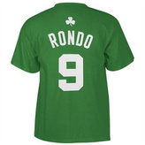 adidas Men's Boston Celtics Rajon Rondo Player T-Shirt