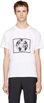 Kenzo White World T-shirt