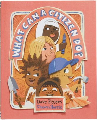 Chronicle Books 'What Can A Citizen Do?' Book