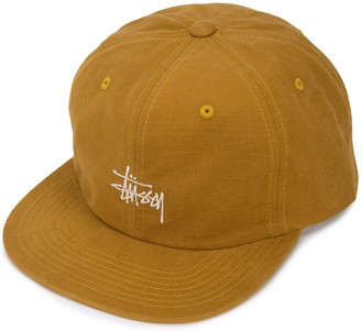 Stussy Embroidered Detail Baseball Cap