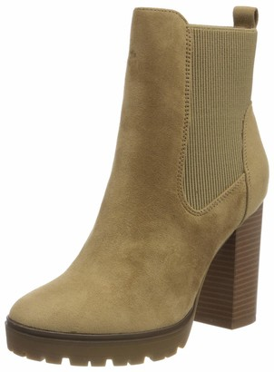 Only Women's ONLTAYALIFE Stacked-1 MF Heeled Boot Fashion
