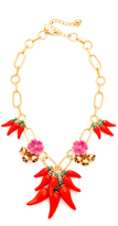 Kate Spade Pepper Statement Necklace