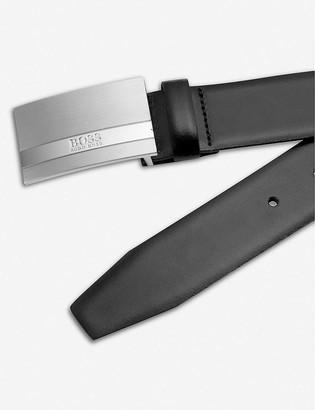 HUGO BOSS Baxton leather belt