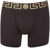 Versace Collection Iconic Trunk Boxer Shorts Black