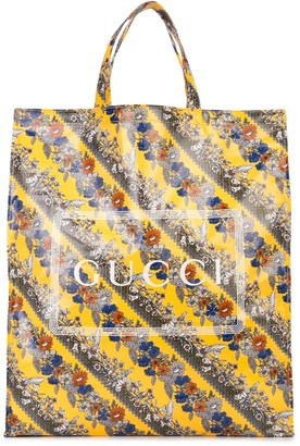 Gucci Medium Logo Tote