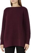 Reiss Palmira Crossover-Back Sweater