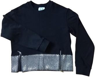 Zoe Karssen Black Cotton Knitwear for Women