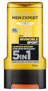 Loréal Paris Men Expert L'Oreal Men Expert Invincible Sport 5-in-1 Shower Gel 300ml