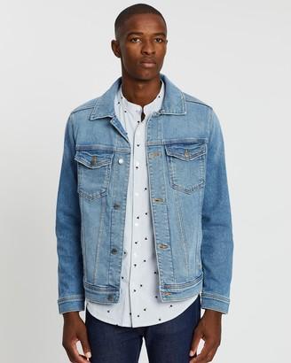 Hollister Denim Trucker Jacket