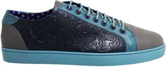 Lords Of Harlech Trevor Sneaker In Flanneloke