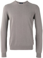 Fay crew-neck jumper - men - Cotton - 50