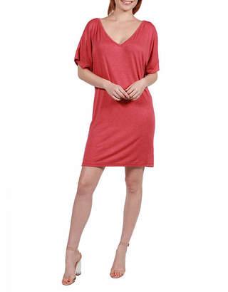 24/7 Comfort Apparel V-Neck Fit Resort Dress
