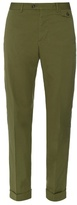 Michael Bastian Slim-leg Stretch-cotton Chino Trousers