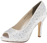 Touch Ups Women's Eliza Synthetic Platform Pump