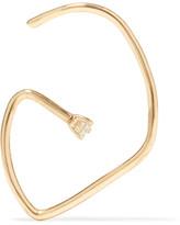 Sansoeurs G 18-karat Gold Diamond Earring
