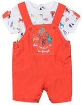 3 Pommes Baby Boys' Funny Story Lingerie Set,12-18 Months