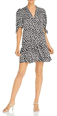 Rebecca Taylor Star Fleur Mini Dress