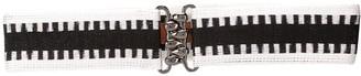 Missoni Striped Metal Belt