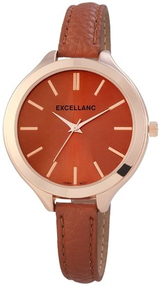 Excellanc Women's Quartz Watch with Different Materials 195031600182